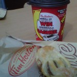 McDonald's vs Tim Hortons coffee combos