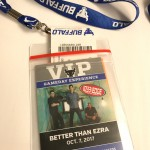 VIP Game Day Experience with Better than Ezra